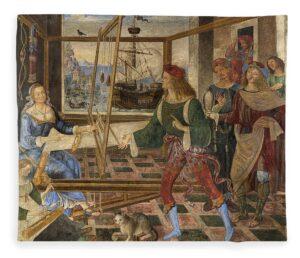 Il ritorno di Ulisse - Pinturicchio